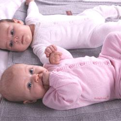 gebreide kleding voor baby