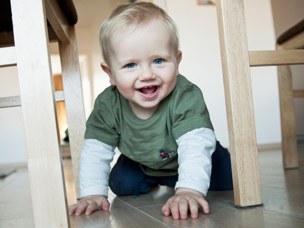 kinderveiligheid in en om huis