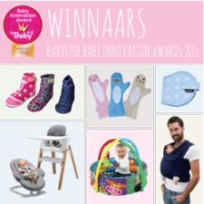 Winnaars Baby Innovation Award 2015