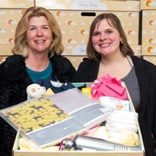 stichting babyspullen baby box