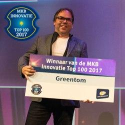 greentom winnaar mkb innovatie