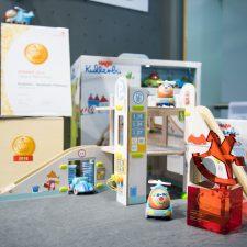 toy award kullerbu spielbahn habermaas