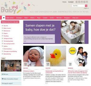 babystuf afbeelding site