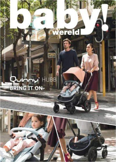 cover babywereld september 2018