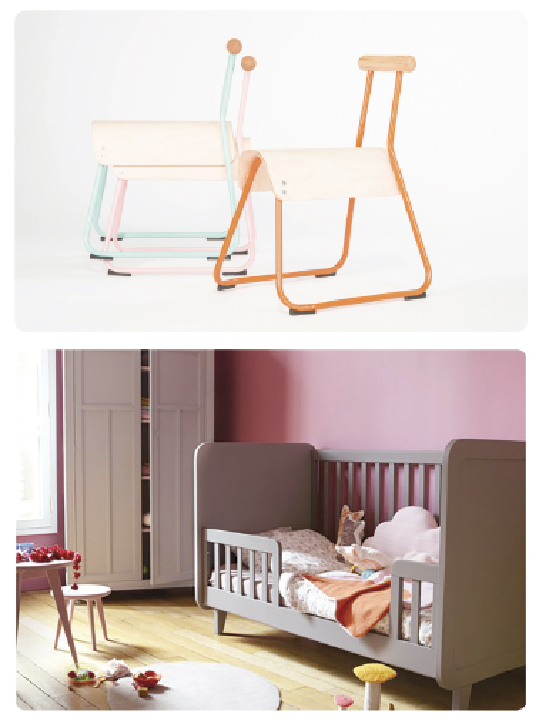babykamer trends design