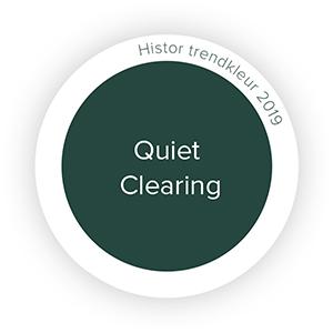 trendkleur histor 2019 quiet clearing