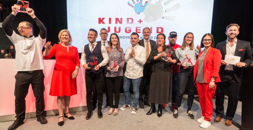 Kind + Jugend 2019 und Innovation Award 2019