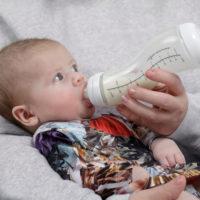 difrax glazen fles, anti-koliek, s-fles