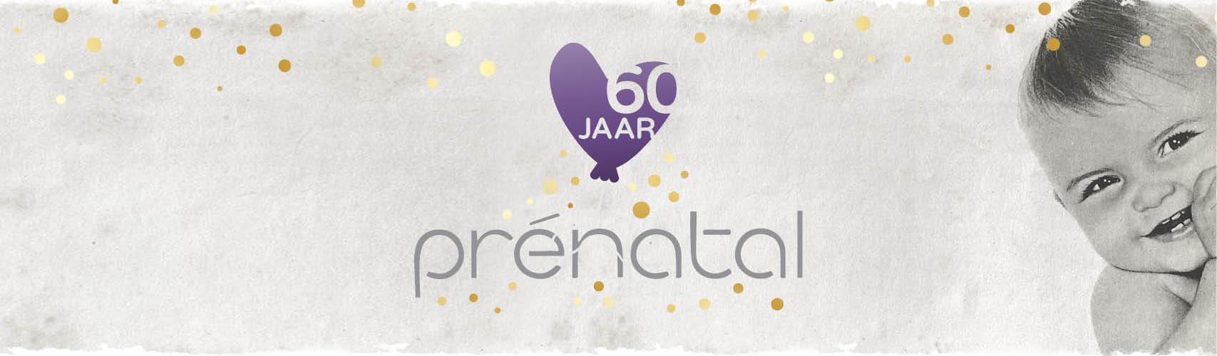 prenatal 60 jaar