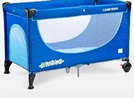 simplo caretero campingbedje recall