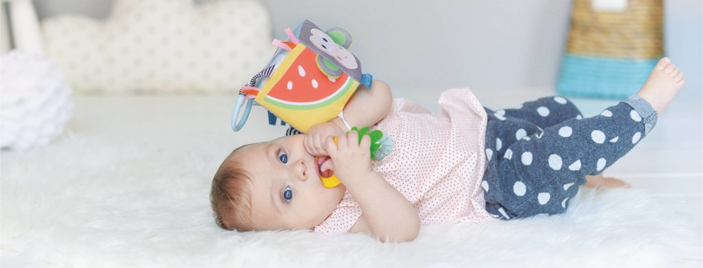 Stoffen baby speelgoed Speelgoed tips 2020