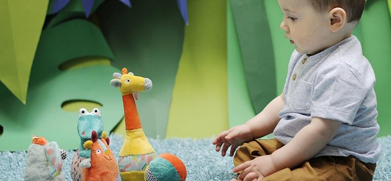babyspeelgoed schoonmaken