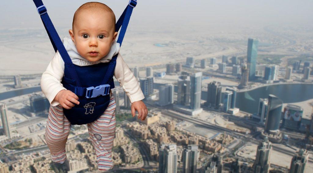 babyartikelen gevaarlijk