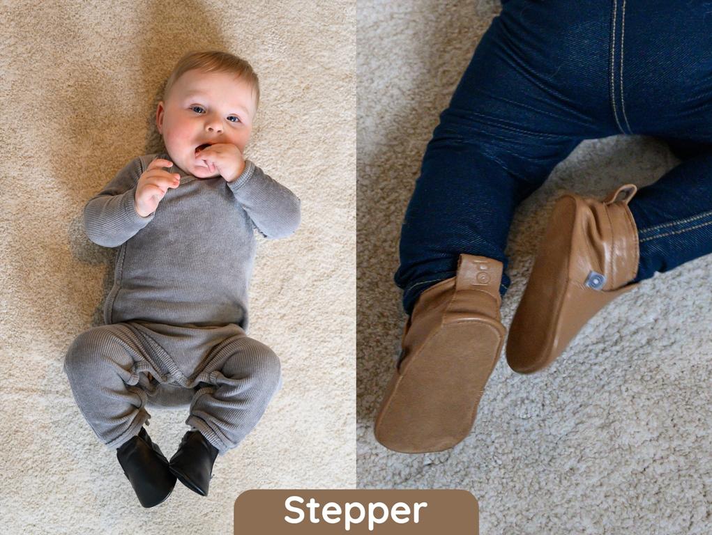 lodger stepper babyslofje