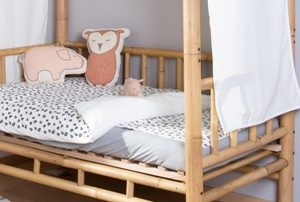 bamboe bed kinderkamer childhome