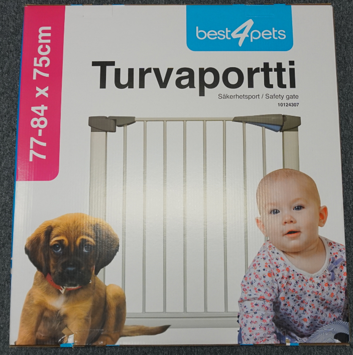 Recall traphekje Turvaportti