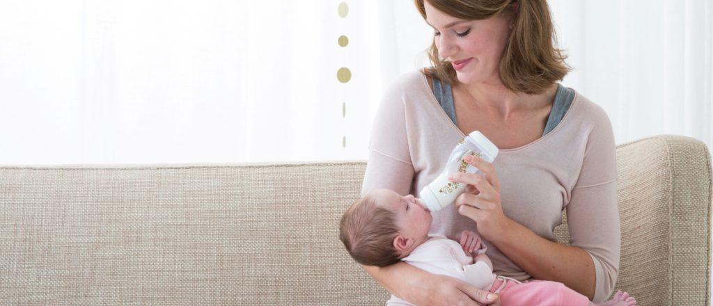 flesvoeding soorten babyvoeding
