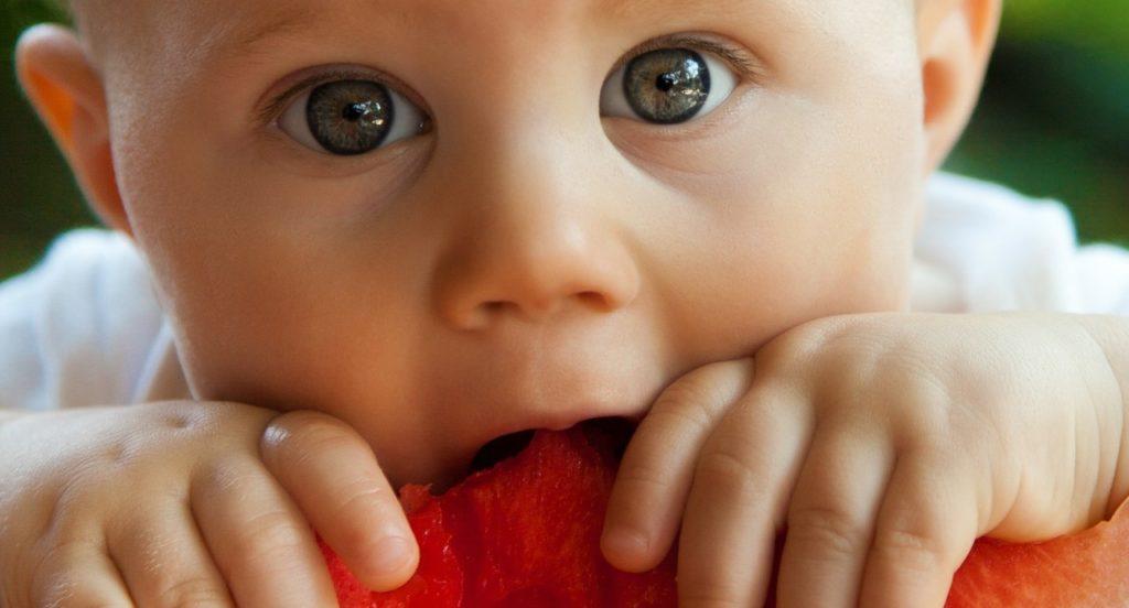 rapley methode baby leren eten