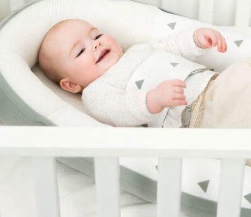 babynestje cocoon klein