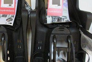 Waarschuwing Fietsstoeltje Bicycle Gear front bicycle seat A.I.&E., bq