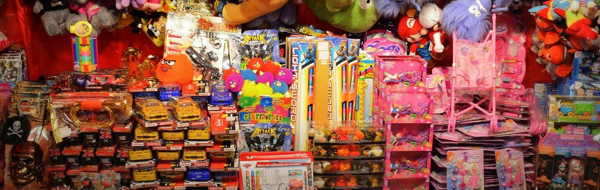 onveilig speelgoed