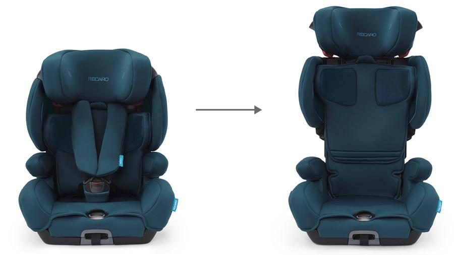 Recaro autostoel Tian Elite