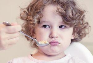 eetproblemen baby kind