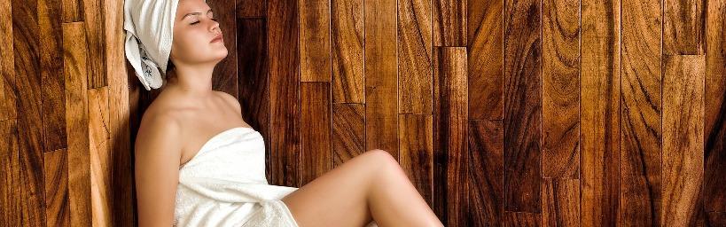 zwanger en sauna