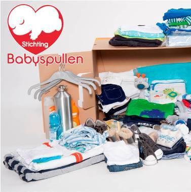 stichting babyspullen gratis