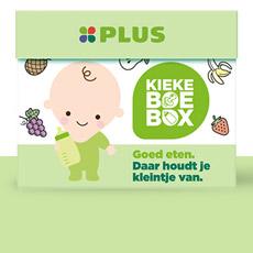 zwangerbox kiekeboebox plus gratis