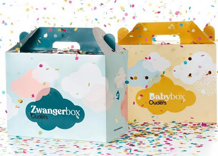 ouders van nu zwangerbox babybox