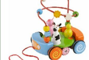 veiligheidswaarschuwing primi passi speelgoed
