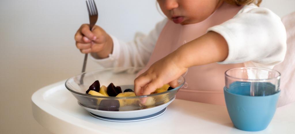 beaba glazen kinderservies