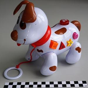 early steps musical dog veiligheidswaarschuwing