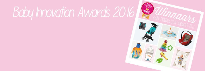 De Oscars van de babybranche worden elk jaar uitgereikt aan de meest innovatieve producten in Nederland. Bekijk hier de winnaars!